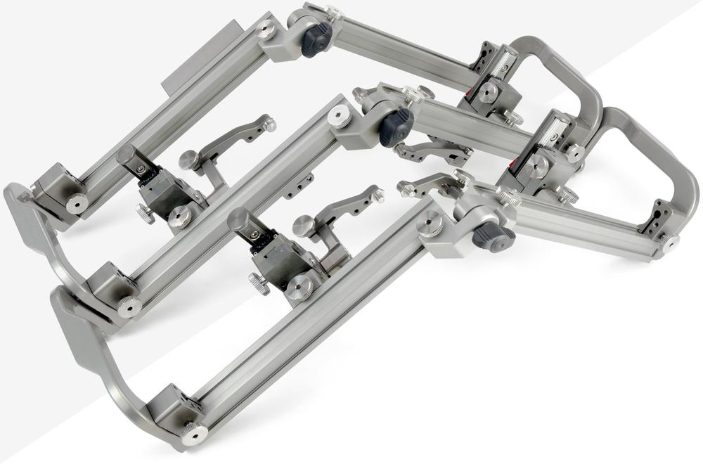 Pivoting Probe Holder Frame | JIREH Industries