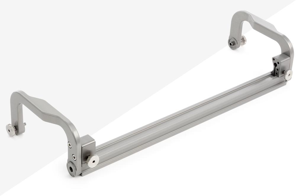 Vertical Probe Holder Frame Add-On Kit | JIREH Industries